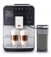 Автоматическая кофемашина Melitta Caffeo Barista TS SMART F 850-101, серебристый купить в интернет-магазине с доставкой