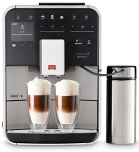 Автоматическая кофемашина Melitta Caffeo Barista TS SMART SST F 860-100, серебристый купить в интернет-магазине с доставкой