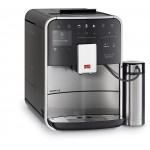 Автоматическая кофемашина Melitta Caffeo F 860-100 Barista TS SMART SST, серебристый