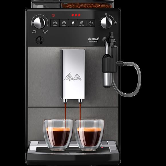 Автоматическая кофемашина Melitta Caffeo F 27/0-100 Avanza