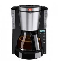 Капельная кофеварка Melitta Look IV Timer, черный купить в интернет-магазине с доставкой