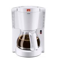 Капельная кофеварка Melitta Look IV, белый купить в интернет-магазине с доставкой