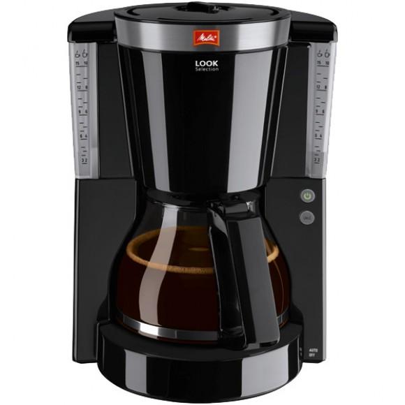 Капельная кофеварка Melitta Look IV Selection, черный