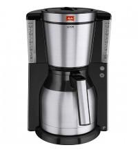 Капельная кофеварка Melitta Look IV Therm DeLuxe, черный купить в интернет-магазине с доставкой