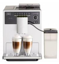 Автоматическая кофемашина Melitta Caffeo E 970-101 CI, серебристый купить в интернет-магазине с доставкой