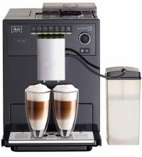 Автоматическая кофемашина Melitta Caffeo E 970-103 CI, черный купить в интернет-магазине с доставкой