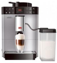 Автоматическая кофемашина Melitta Caffeo F 570-101 Varianza CSP, серебристый купить в интернет-магазине с доставкой