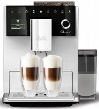 Автоматическая кофемашина Melitta Caffeo F 630-101 CI Touch, серебристый купить в интернет-магазине с доставкой