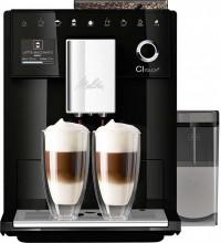 Автоматическая кофемашина Melitta Caffeo F 630-102 CI Touch, черный купить в интернет-магазине с доставкой