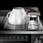 Автоматическая кофемашина Melitta Caffeo F 630-101 CI Touch, серебристый