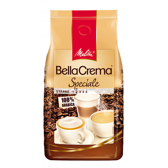 Кофе в зернах Melitta BellaCrema Speciale, 1кг