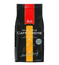 Кофе в зернах Melitta Gastronomy Cafe Creme, 1кг купить в интернет-магазине с доставкой