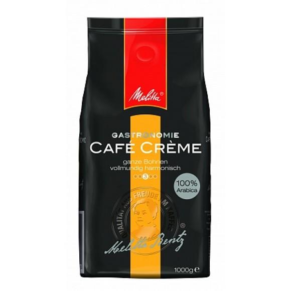 Кофе в зернах Melitta Gastronomy Cafe Creme, 1кг