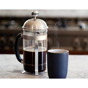 Френч-пресс кофе / French press coffee