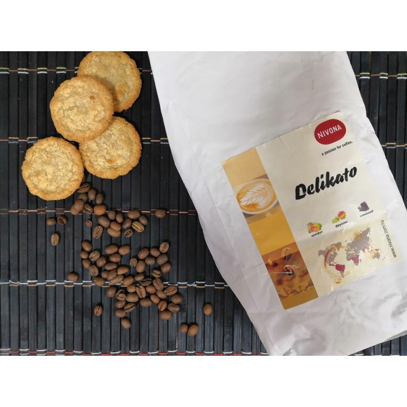 Кофе в зернах Nivona Delikato, 1кг