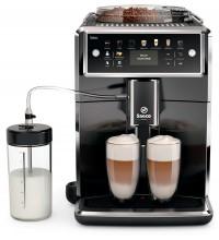 Автоматическая кофемашина Saeco SM7580/00, черный купить в интернет-магазине с доставкой