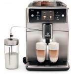Автоматическая кофемашина Saeco SM7685/00, серебристый