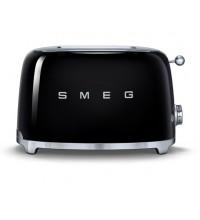 Тостер SMEG TSF01BLEU, черный купить в интернет-магазине с доставкой