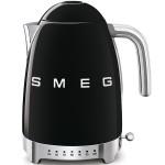 Чайник SMEG KLF04BLEU, черный