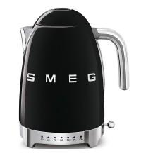 Чайник SMEG KLF04BLEU, черный купить в интернет-магазине с доставкой