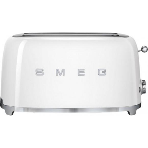 Тостер SMEG TSF02WHEU, белый