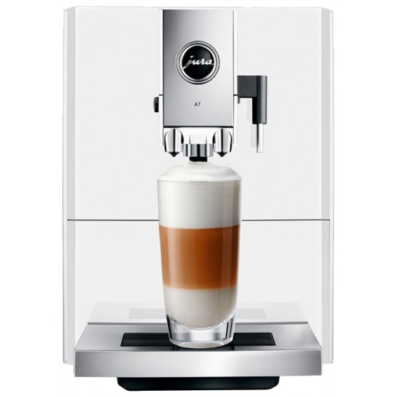Автоматическая кофемашина Jura A7 Piano White (15125)