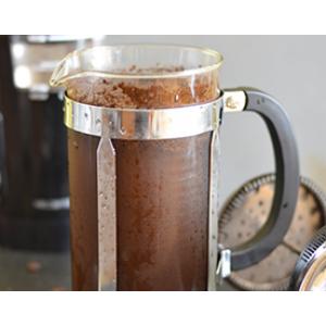Холодно-заварной кофе «Морская соль»