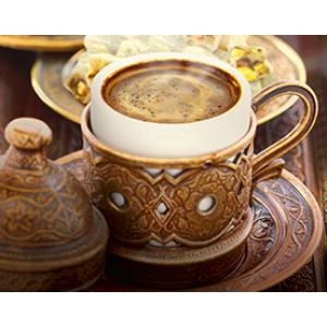 Кофе по-восточному, по-турецки / Turkish coffee