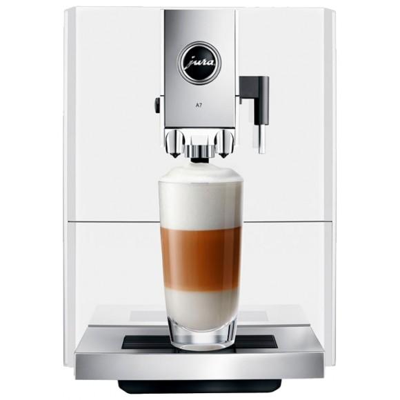 Автоматическая кофемашина Jura A7 Piano White